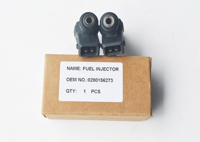 4 Holes VW Gasoline Fuel Injector , 0280156273 078133511AB 0 280 155 824 Skoda  Gasoline Fuel Injectors